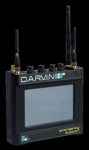 Foto transceptor video y mapas de DARVIN