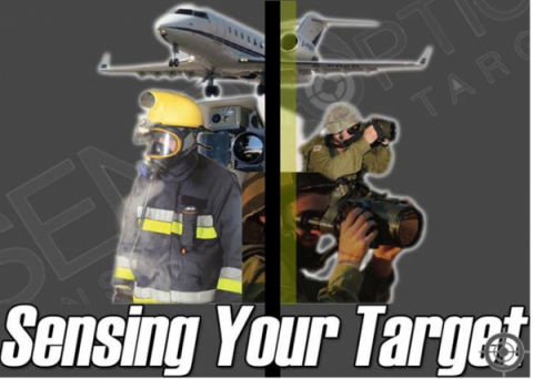 Imagen de aplicaciones civiles y militares de SENSO OPTICS